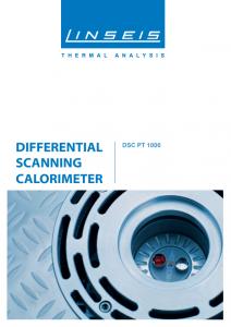 DSC PT 1000 Product brochure (PDF)