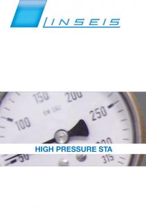 Linseis Produktbroschüre STA Hochdruck Hochtemperatur