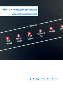 THB 1 Product brochure (PDF)