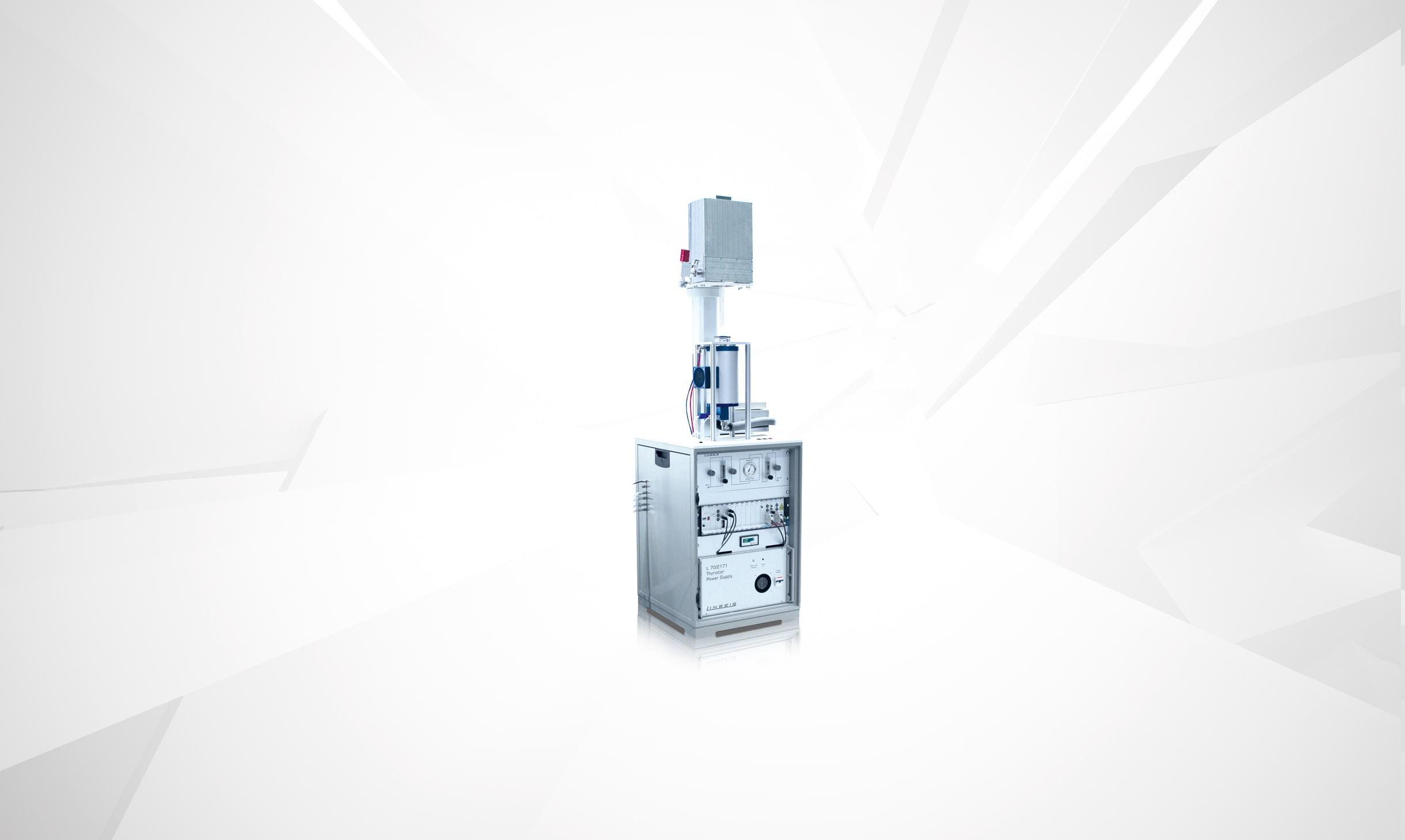 Laser Dilatometer von Linseis